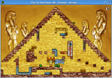 City In the Deep: Mr. Cheops's House